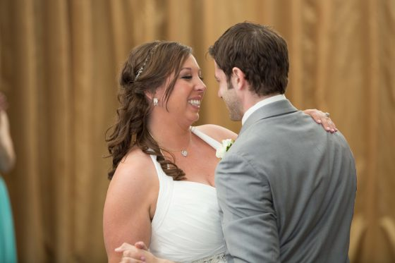 First Dance at The Waterview Monroe CT - Wedding Photography by CT Photo Group