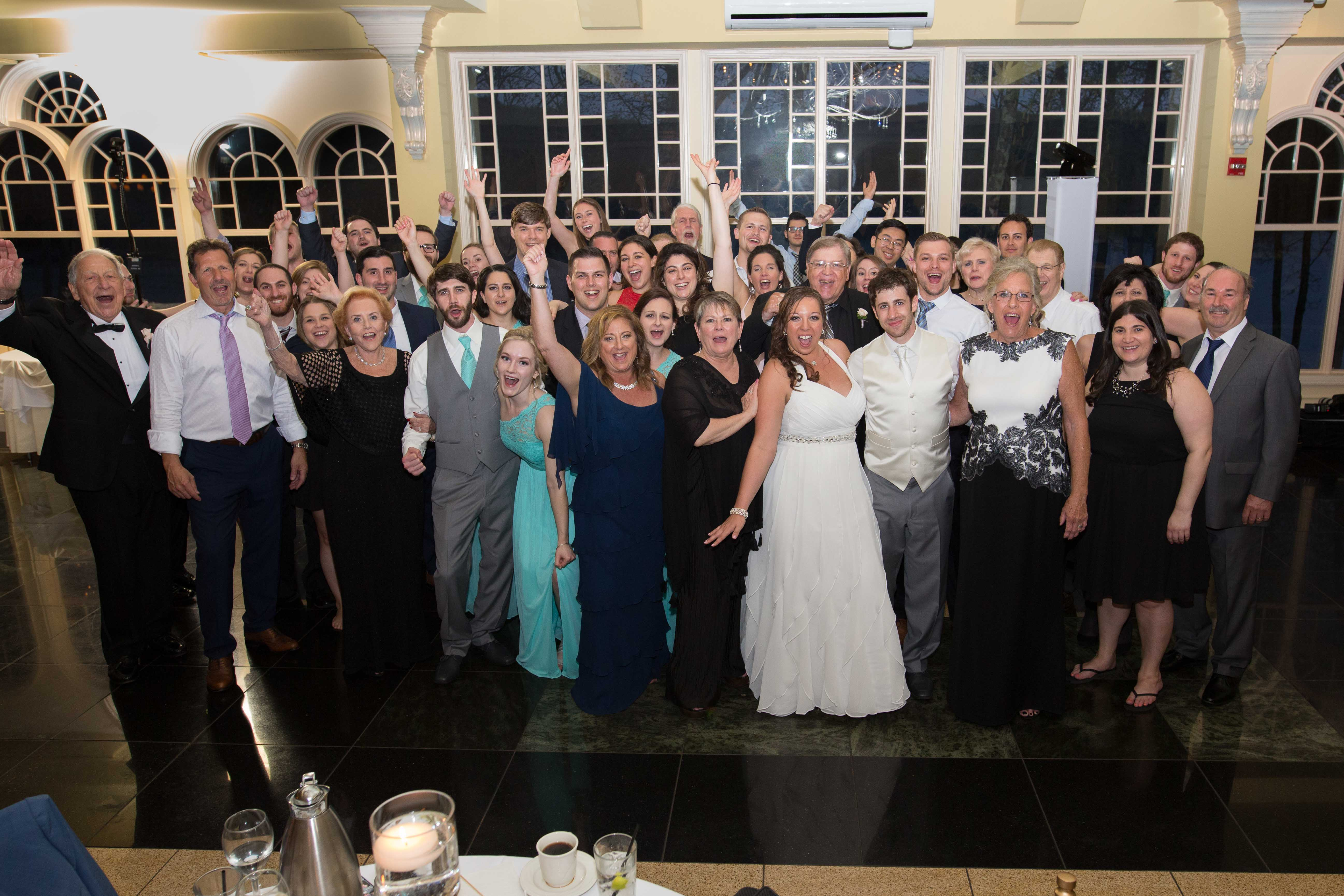 Wedding Reception at The Waterview Monroe CT - Wedding Photography by CT Photo Group