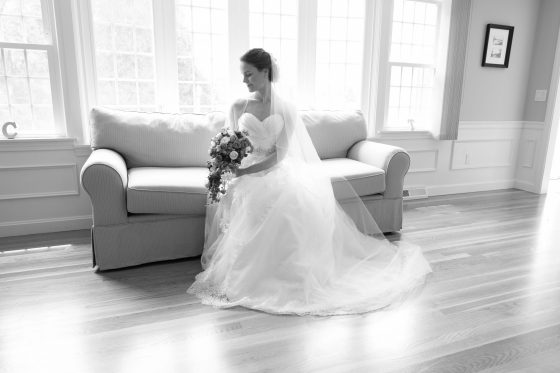 Bride Getting Ready - Wedding Photography - CT Photo Group