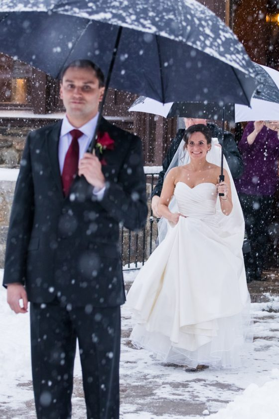 First Look at Le Chateau Winter Wedding-Wedding Photography - CT Photo Group