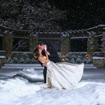 Le Chateau Winter Wedding-Wedding Photography - CT Photo Group