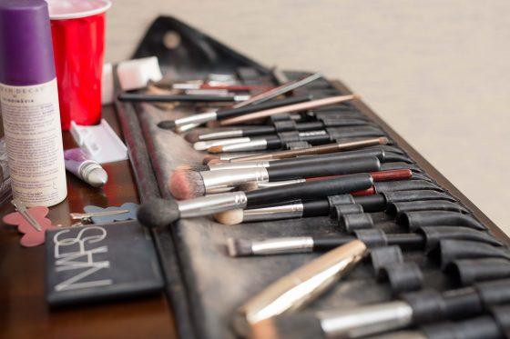 Make up Brushes - CT Wedding Photography - CT Photo Group