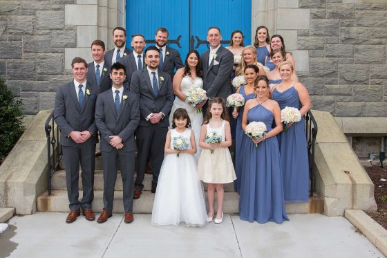 Bridal Party - CT Wedding Photography - CT Photo Group