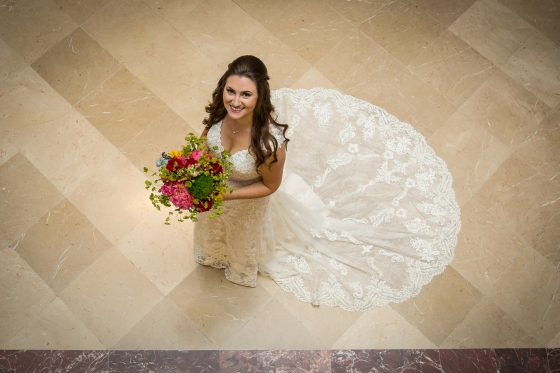 Bride at Goodwin Hotel Hartford CT - CT Photo Group