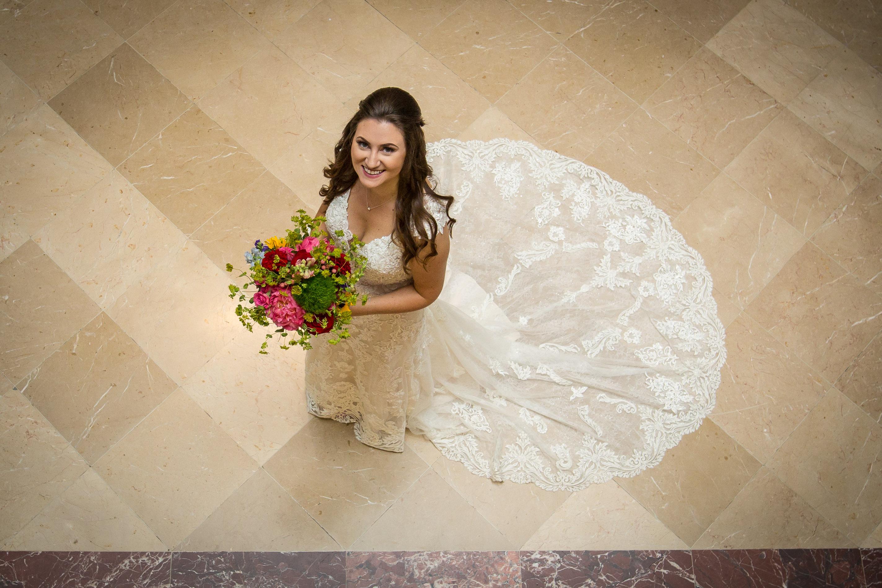 Bride at Goodwin Hotel Hartford CT - CT Photo Group