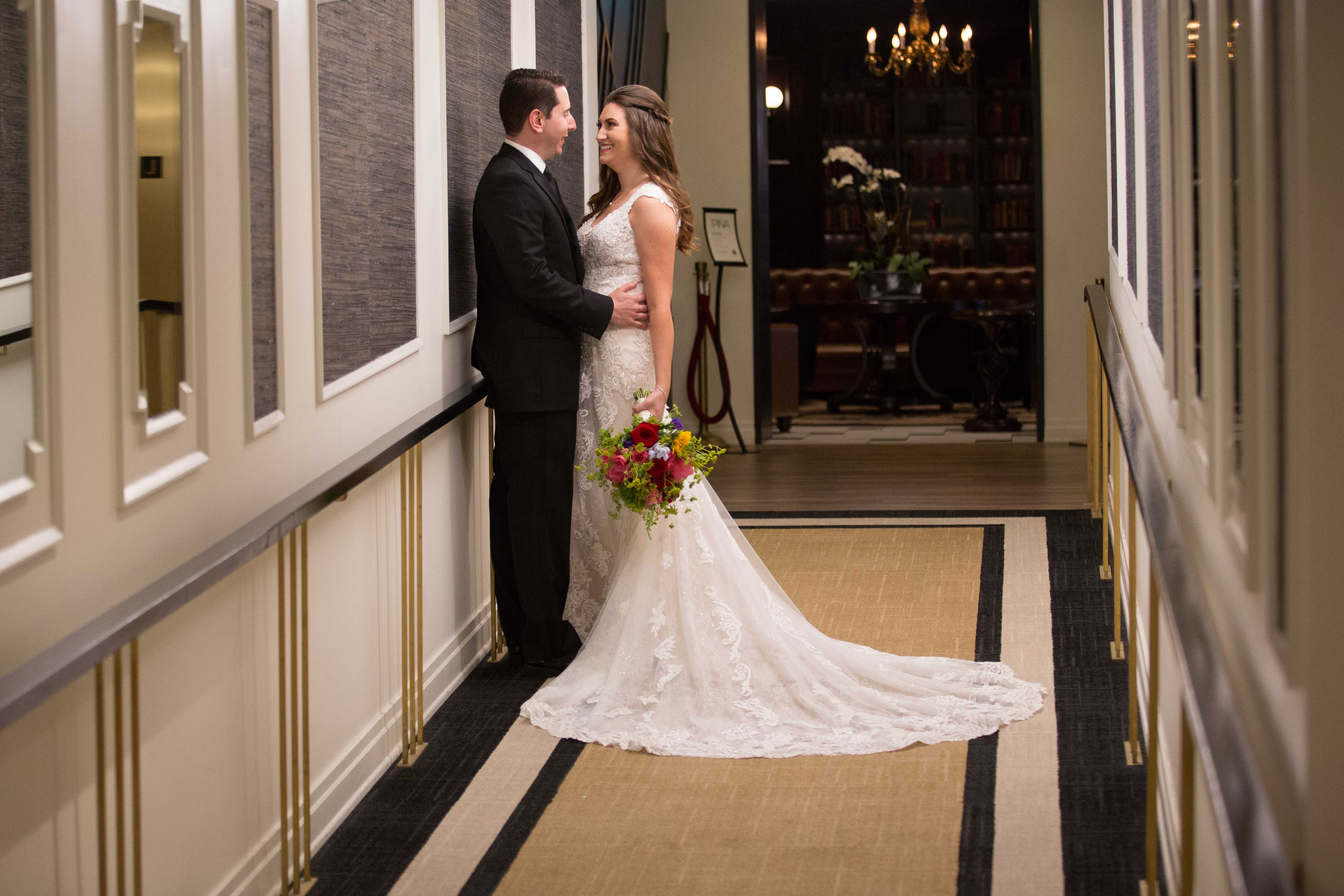 Wedding Photography at the Goodwin Hotel - CT Photo Group