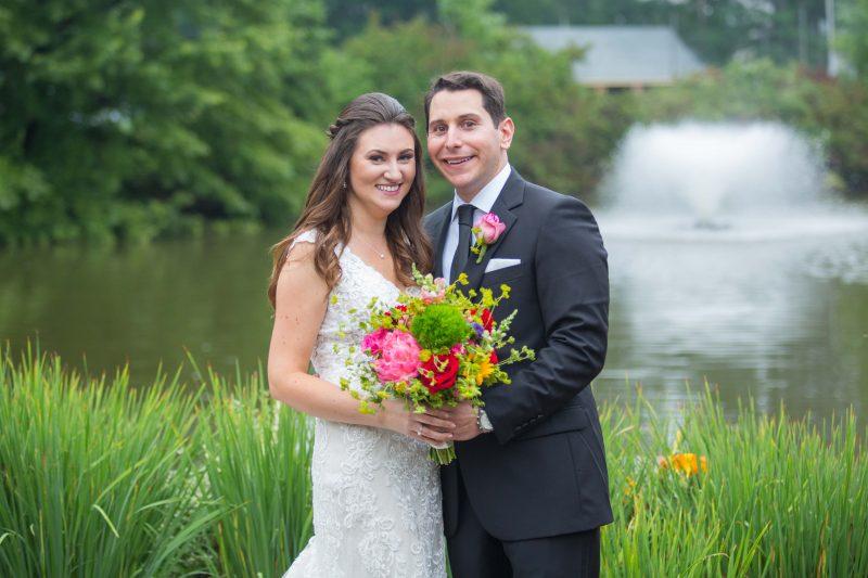 Elizabeth Park & The Pond House Wedding Photography - CT Photo Group