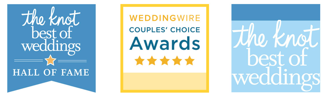 The Knot Best of Weddings - Wedding Wire Couples Choice Awards - CT Photo Group