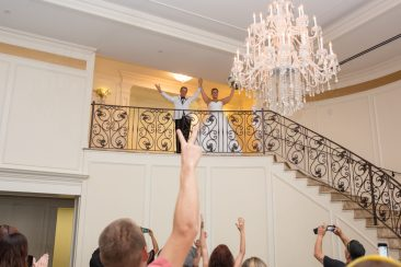 Introductions at Aria Wedding Photography - CT Photo Group
