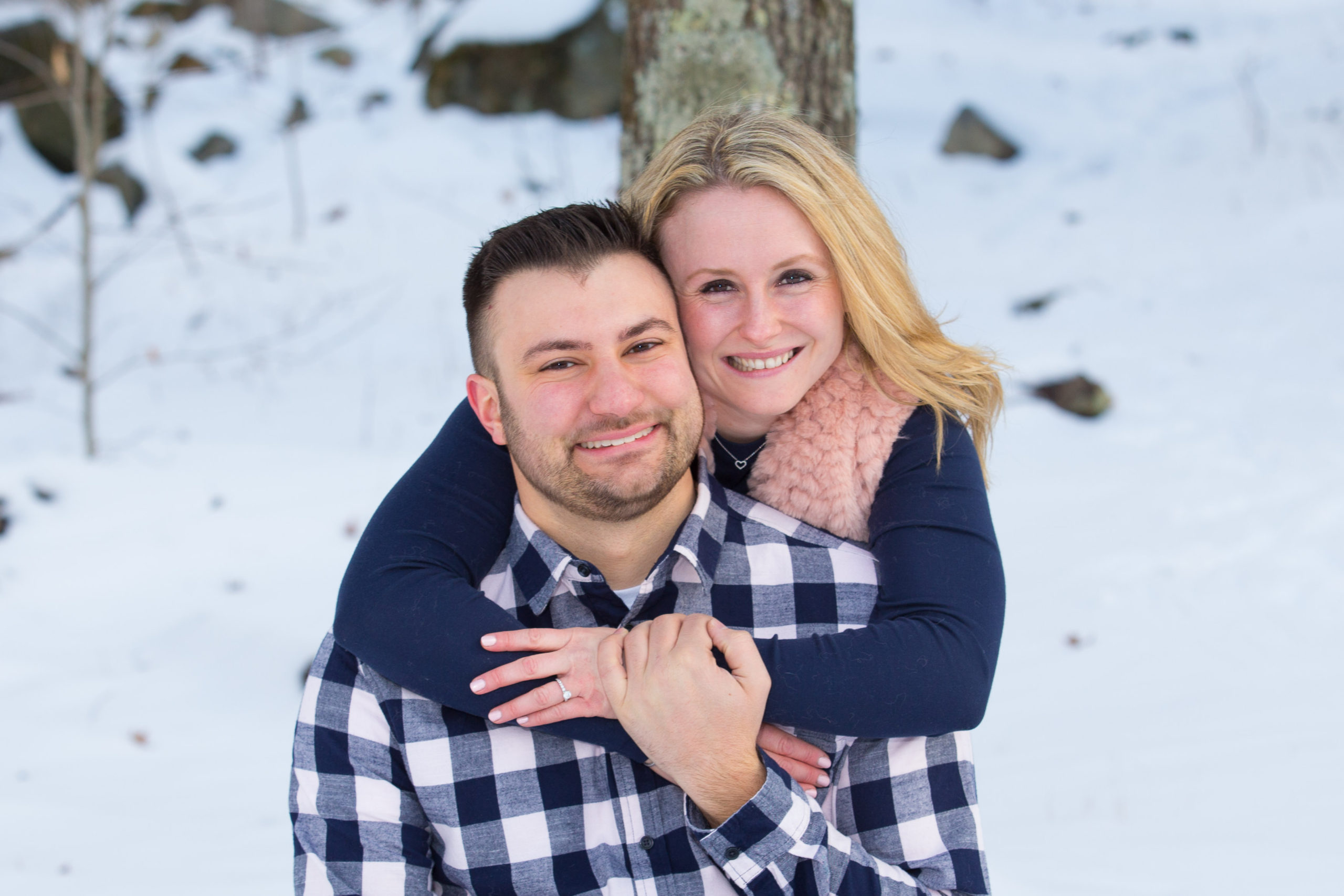 Engagement Photos - Southford Falls - CT Photo Group