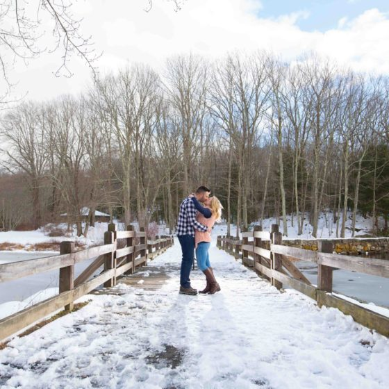Engagement Photos - Southford Falls - CT Photo Group