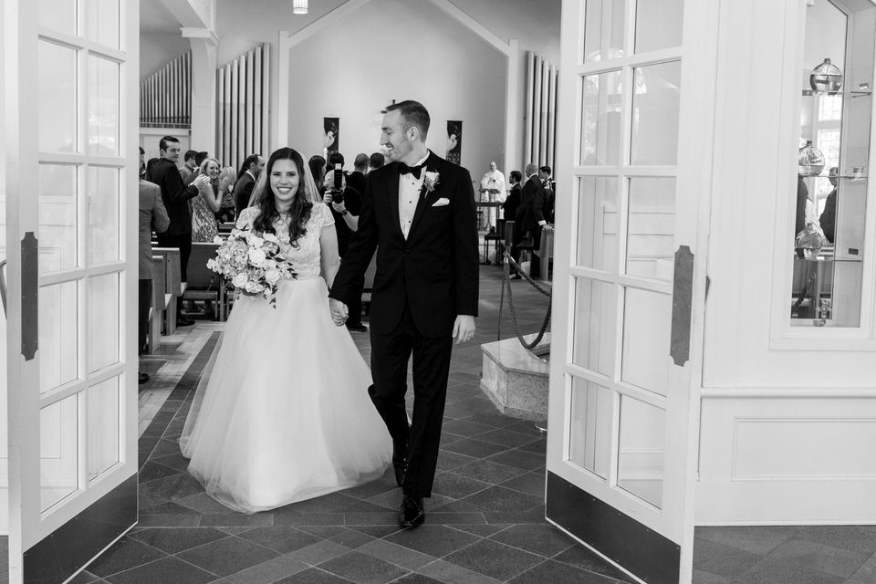 Christ the King Church Old Lyme CT - Wedding - CT Photo Group