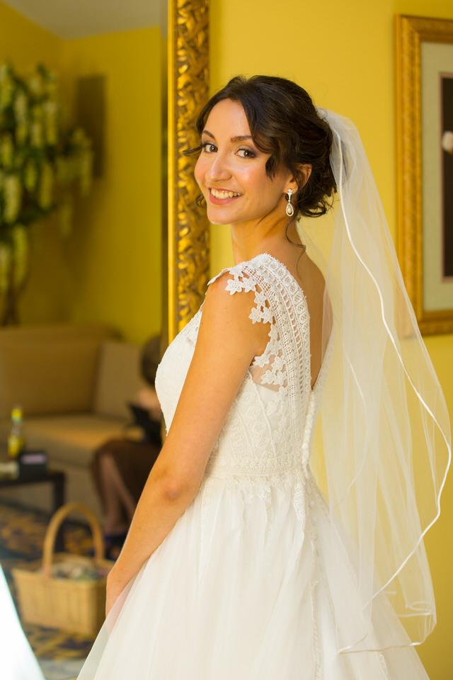 Candlewood Inn Weddings - Bride Alone - CT Photo Group