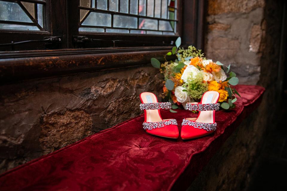 Saint Clement's Castle Wedding Photography - CT Photo Group