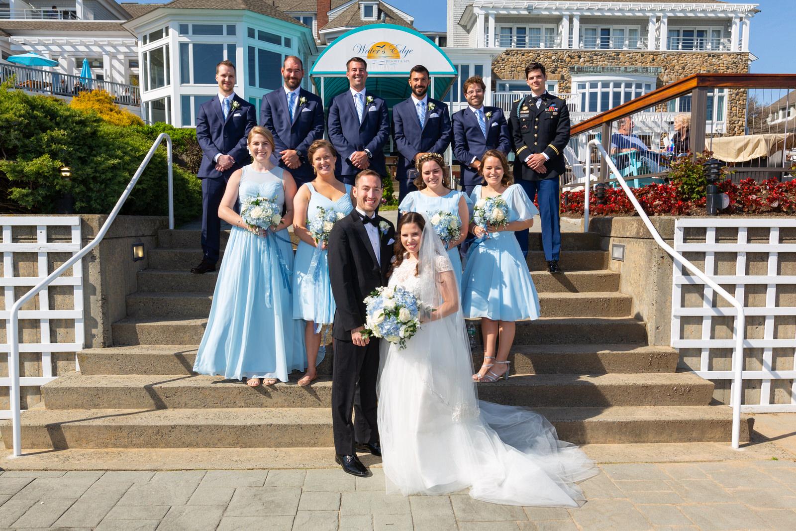 Water's Edge Wedding Photography - CT Photo Group