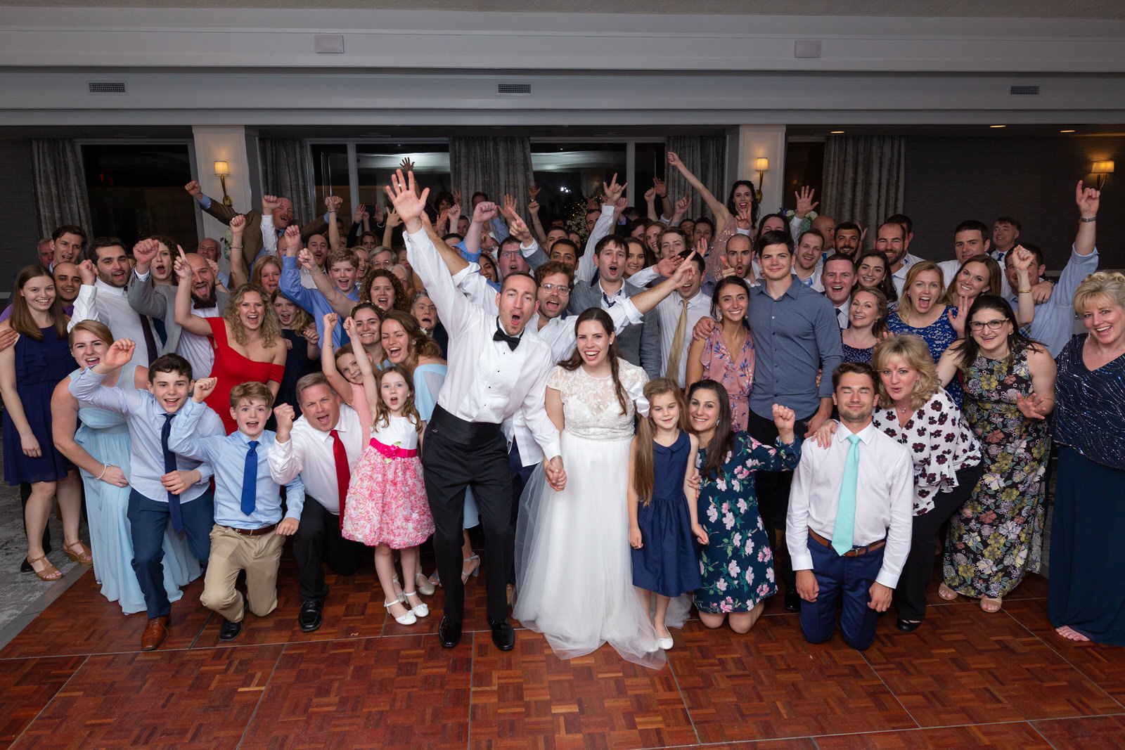 Water's Edge Wedding Photography - CT Photo Group
