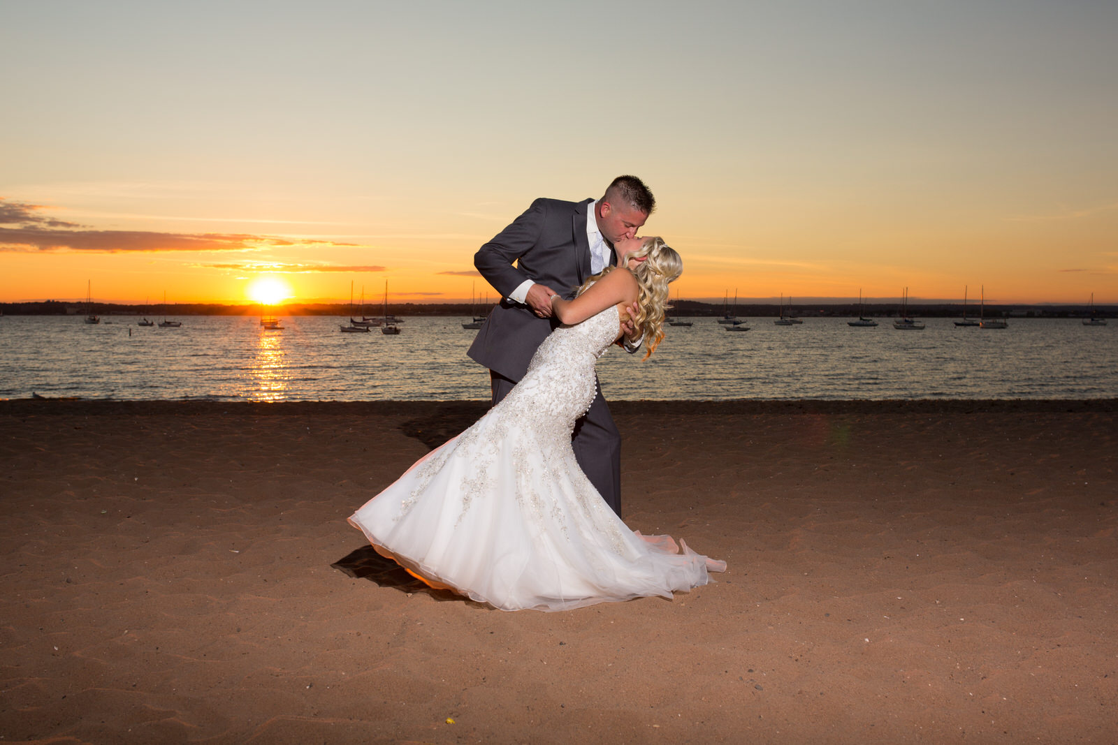 Anthony's Ocean View Wedding Photography - CT Photo Group