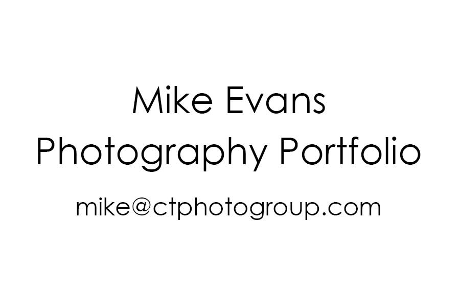 Mike Evans Portfolio - CT Photo Group