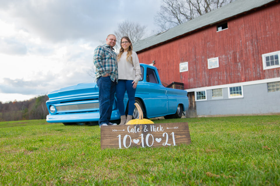 Inn at Mount Pleasant Engagement Photography - CT Photo Group