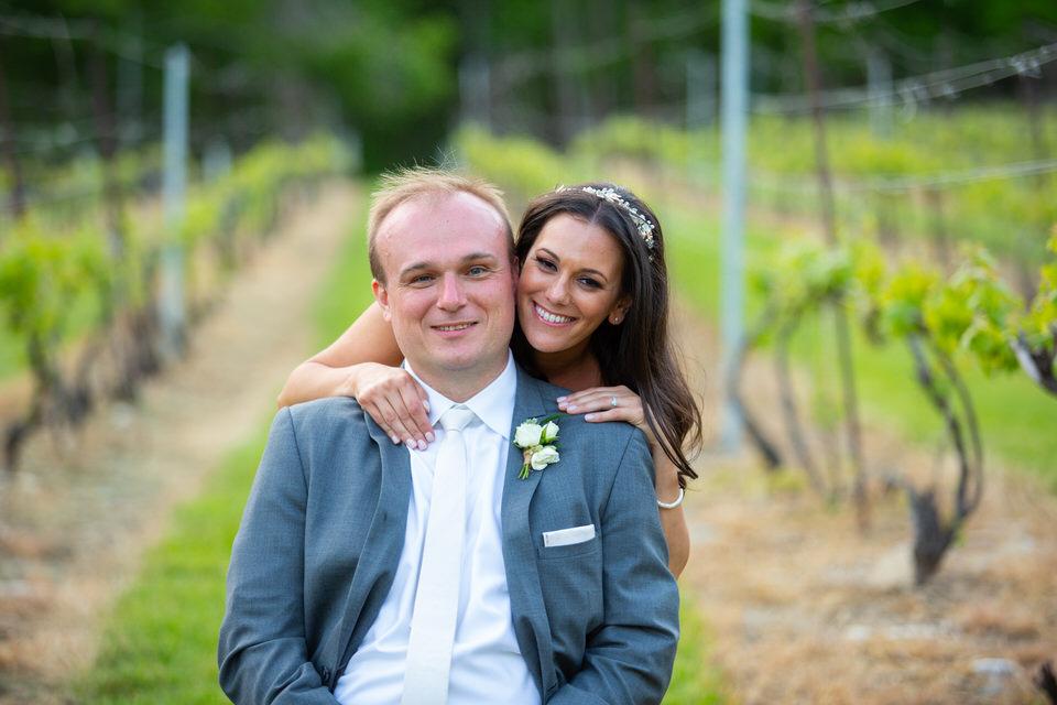 Chamard Vineyards Wedding Photography - CT Photo Group