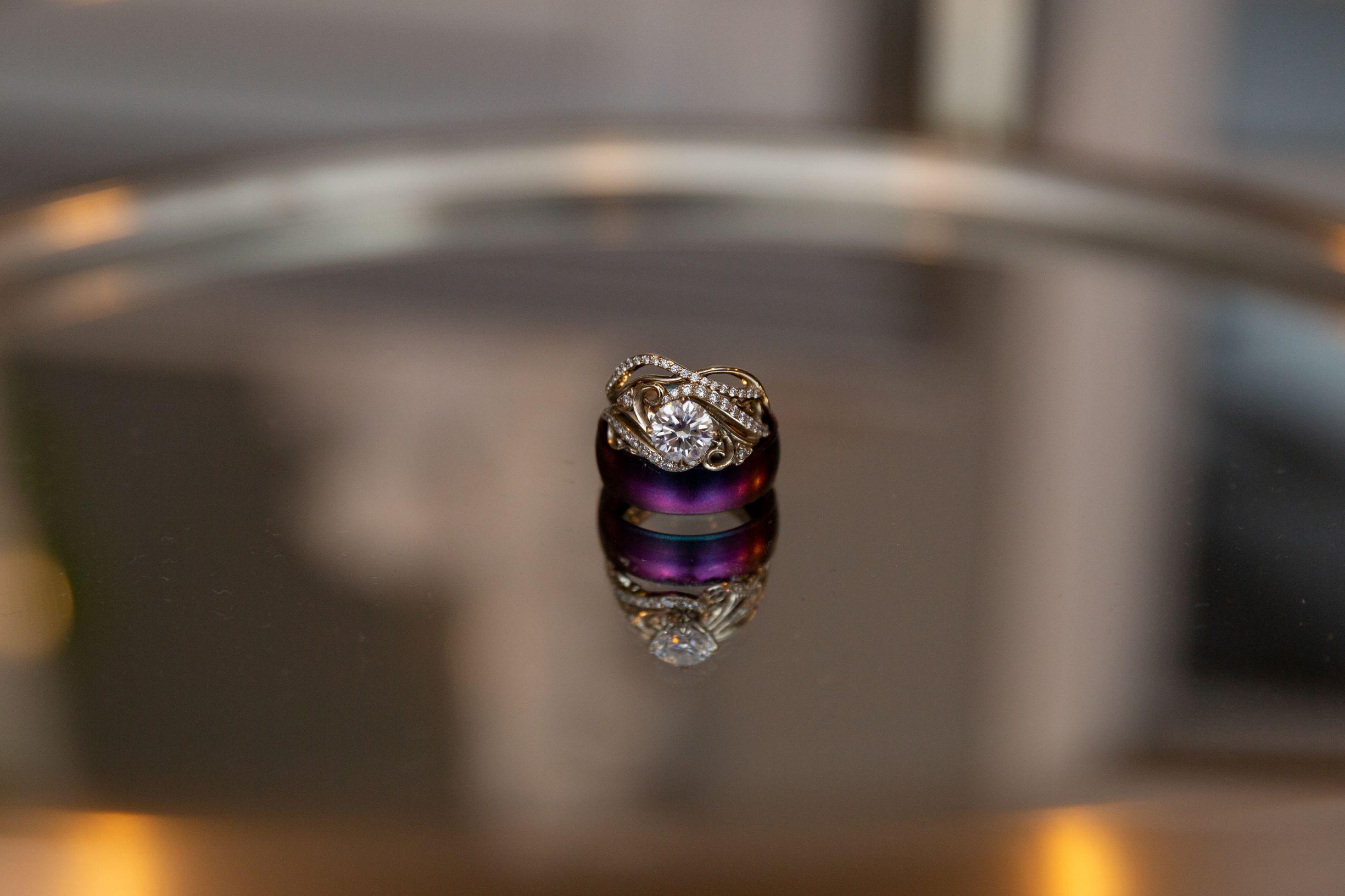 Wedding Photography - Engagement Ring - Wedding
