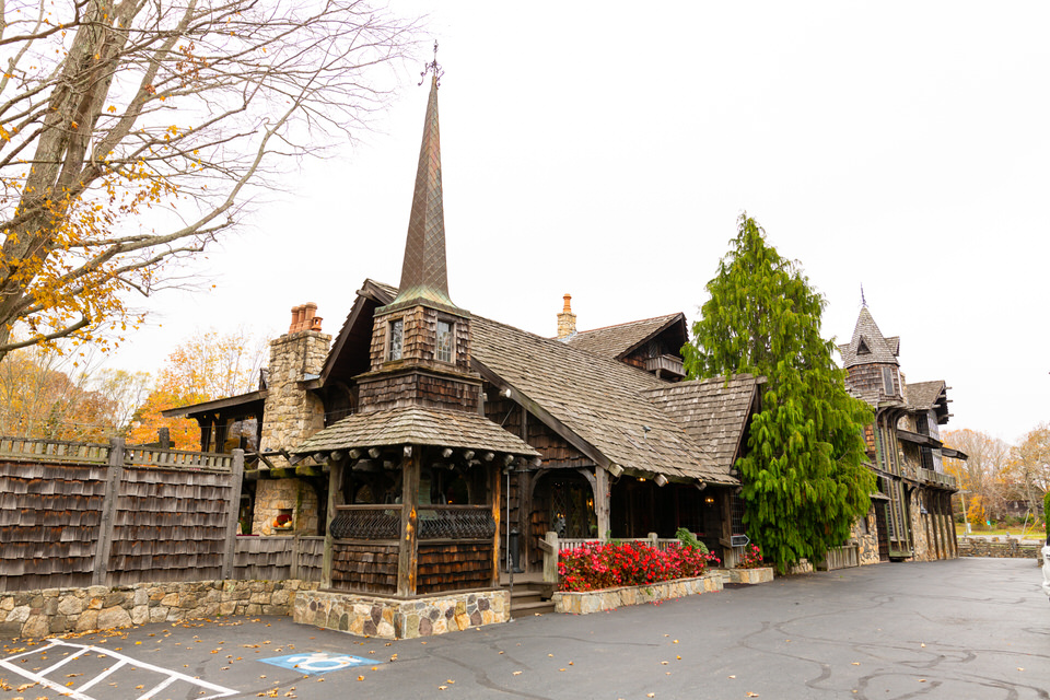 Bill Miller's Castle - Branford, CT