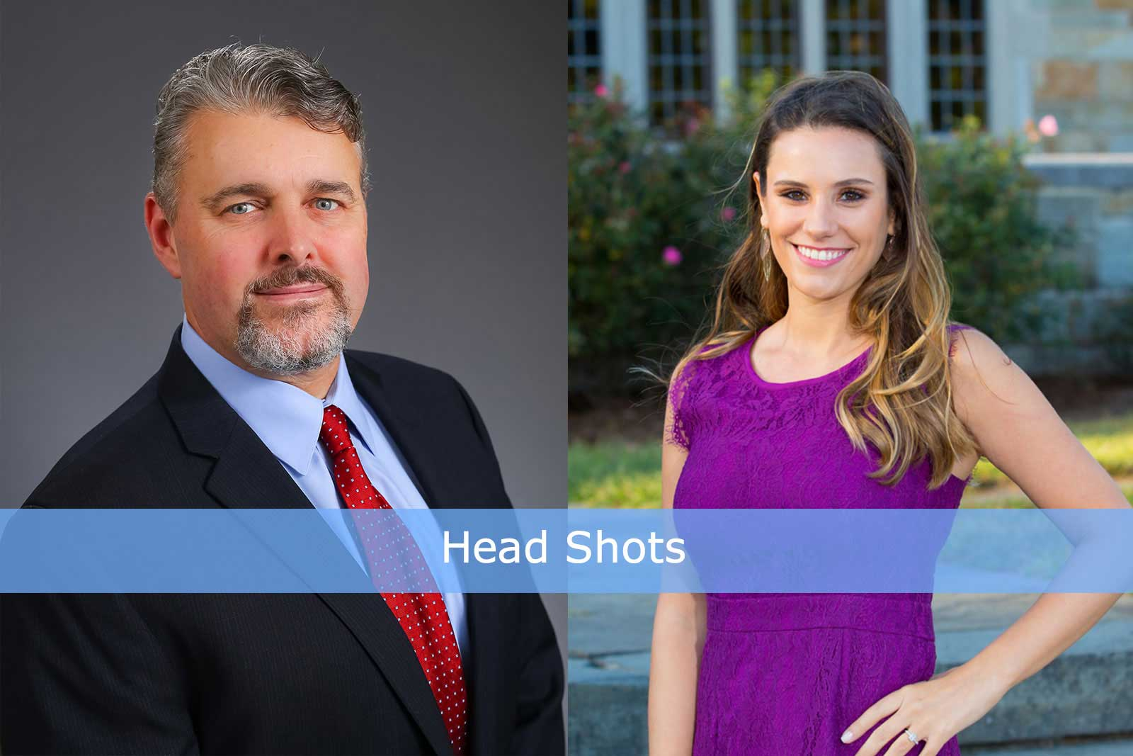 Headshot Photography by CT Photo Group